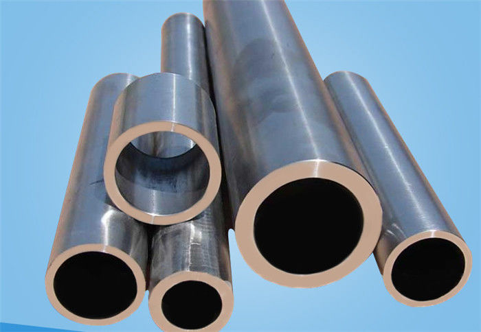 Stress Relieved Welded Carbon Steel Pipe Cutting 7mm Thickness To Specified Length