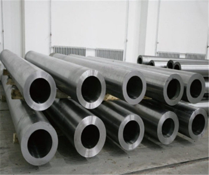 High Strength Welded Steel Tube , OD 50mm Carbon Steel Pipe With Better Shape