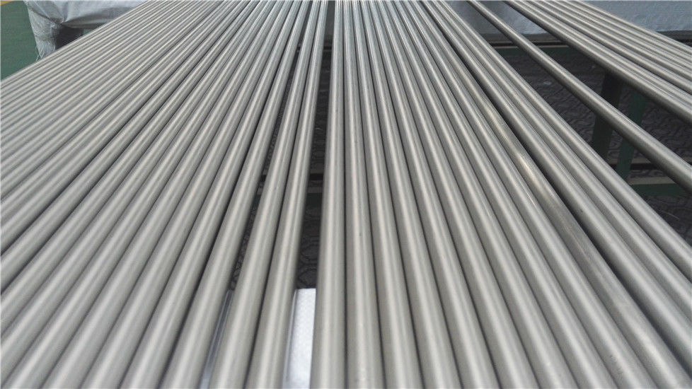 High Fatigue Resistant Titanium Alloy Tube , Gr12 Gr16 Cold Drawn Seamless Pipe