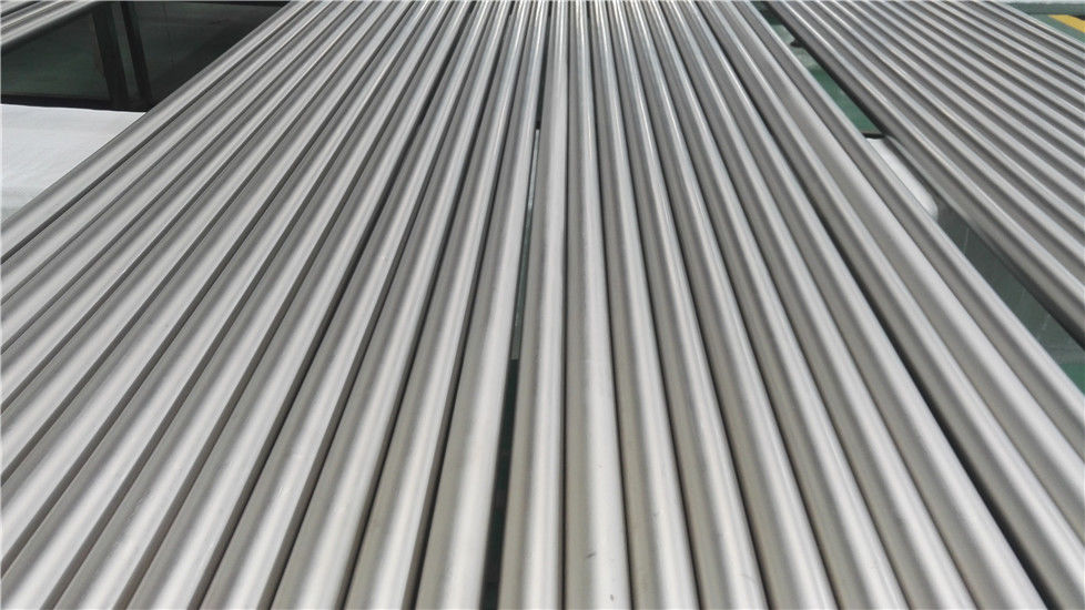 Bright Surface Seamless Titanium Tubing 22mm Max WT For Offshore Aquaculture
